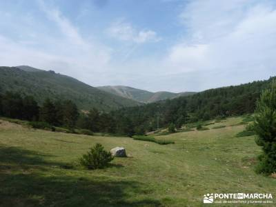 Valle del Lozoya - Camino de la Angostura;cordillera subbética rutas sierra de guadarrama